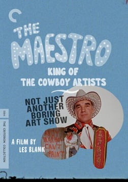 Maestro: King of the Cowboy Artists