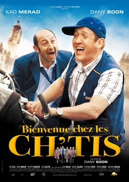Welcome to the Sticks - Bienvenue chez les Ch'tis