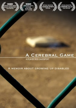 A Cerebral Game - Audio Description - A Filmmaker with Cerebral Palsy & His Love of Baseball