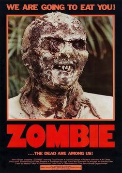 Zombie - Zombi 2