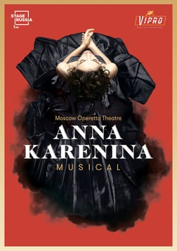 Moscow Operetta's Anna Karenina Musical - From Moscow Operetta Theatre