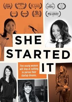 She Started It - Female Tech Entrepreneurs