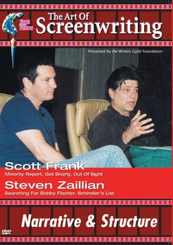 Narrative and Structure - With Scott Frank And Steven Zaillian