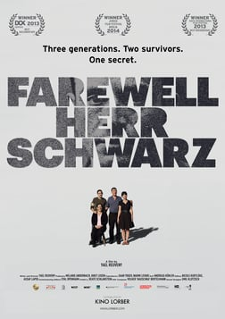 Farewell Herr Schwarz - An Intimate Family History