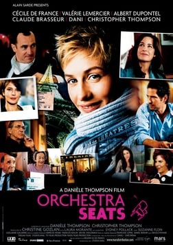 Orchestra Seats - Fauteuils D'orchestre