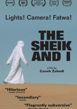 The Sheik and I - Art as a Subversive Act in the Middle East
