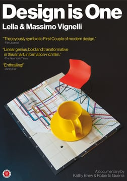 Design is One - Designers Lella & Massimo Vignelli