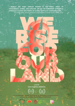 We Rise For Our Land