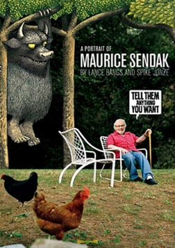 Tell Them Anything You Want - A Portrait of Maurice Sendak