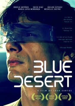 Blue Desert - Deserto Azul