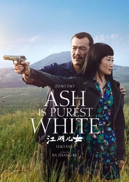 Ash Is Purest White - Jiang hu er nü