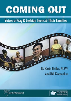 Coming Out - Voices of Gay and Lesbian Teens and their Families