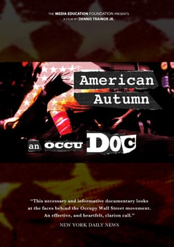 American Autumn - The Occupy Movement