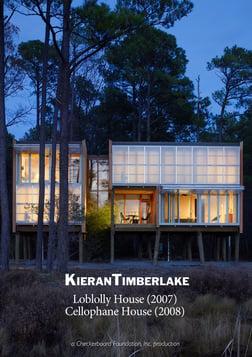KieranTimberlake - Loblolly House (2007) and Cellophane House (2008)