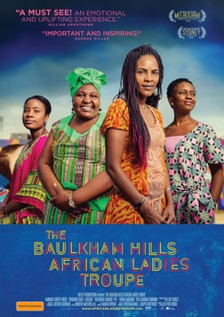 The Baulkham Hills African Ladies Troupe - African Women Find Peace Through Theatre Arts