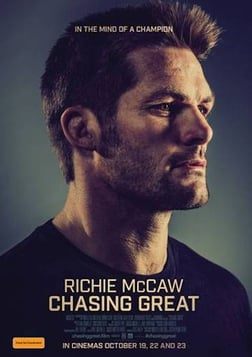 Chasing Great - The Life and Career of Rugby Star Richie McCaw