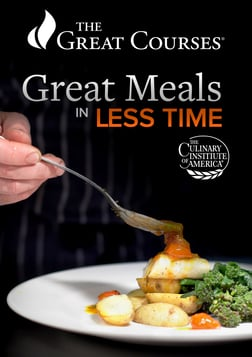 The Everyday Gourmet: Making Great Meals in Less Time
