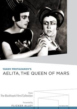 Aelita, Queen of Mars