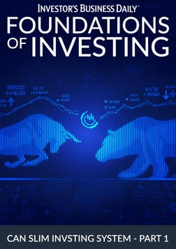 Can Slim Investing - Part 1