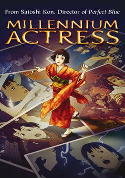 Millennium Actress - Sennen joyû