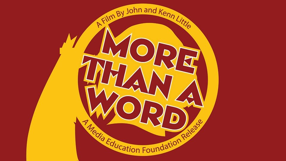 More Than a Word