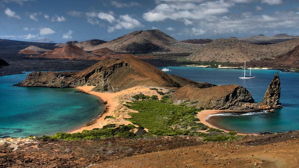 Galapagos Rift—Wonders of Mid-Ocean Ridges