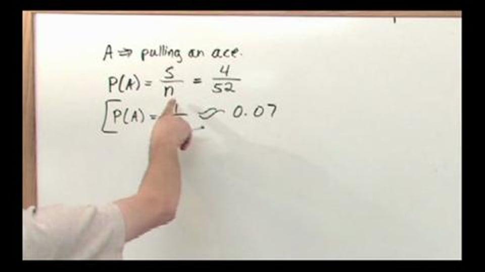 Fundamentals of Probability