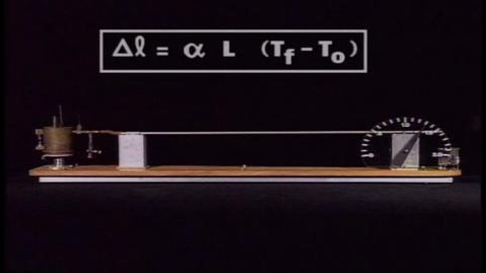 Physics Demonstrations in Heat: Part I