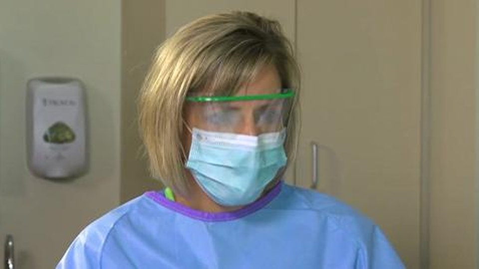 Using personal protective equipment