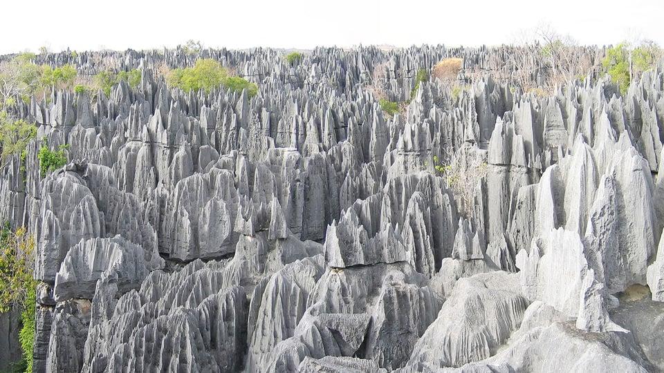 A Montage of Geologic Mini-Wonders