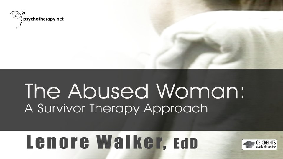 The Abused Woman