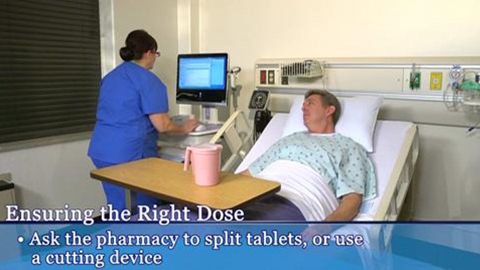Ensuring the Six Rights of Medication Administration