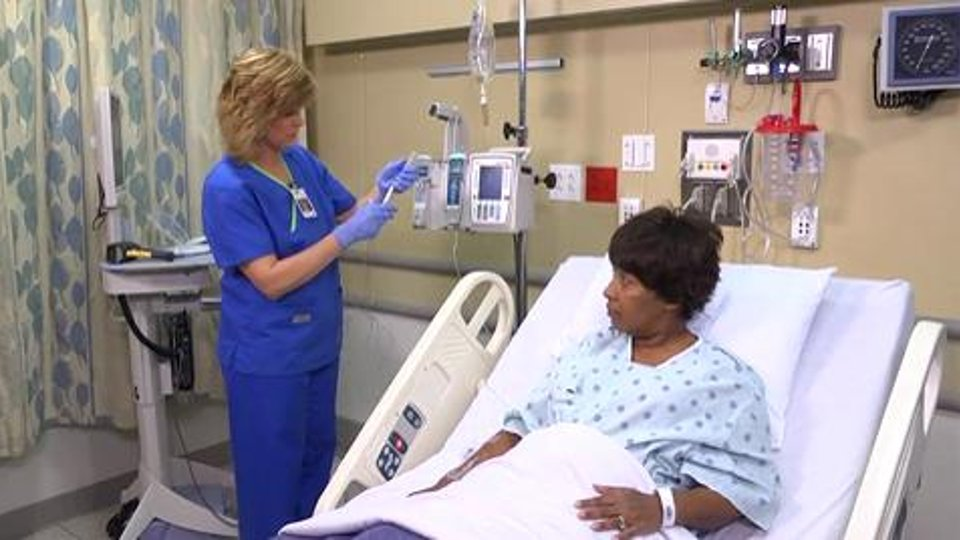 Administering IV Medications by Mini-Infusion Pump
