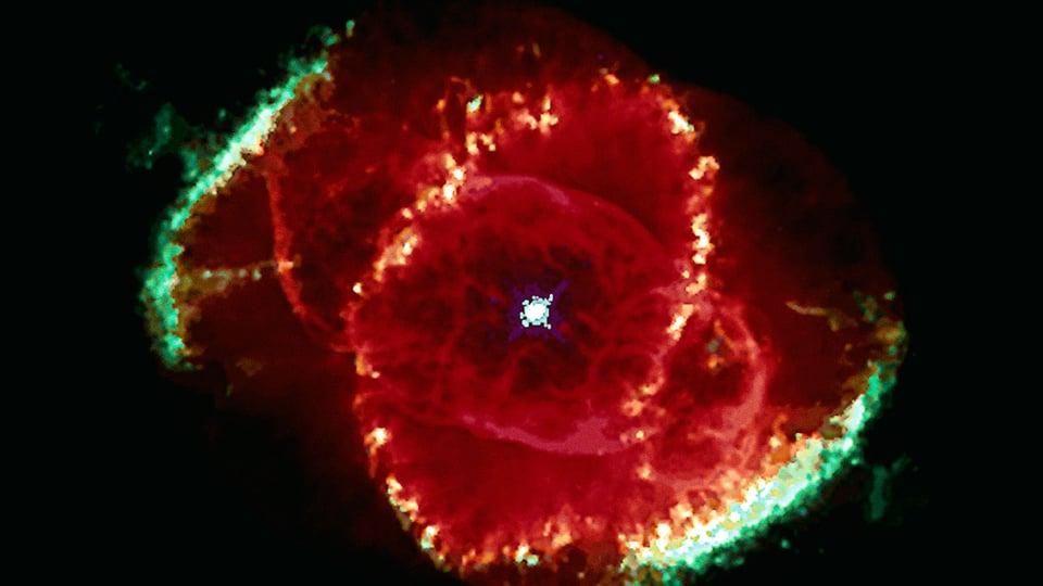 The Cat's Eye Nebula: A Stellar Demise