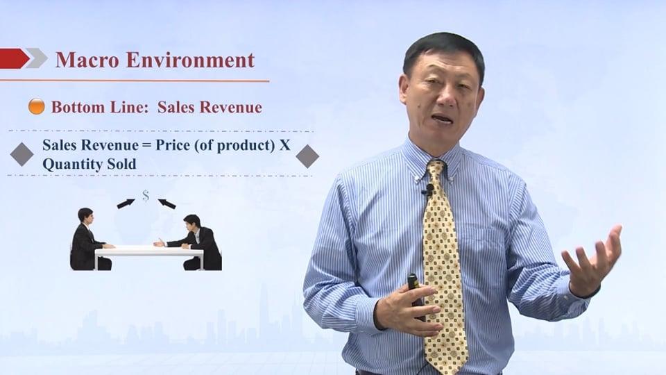 3. General External Environment Analysis