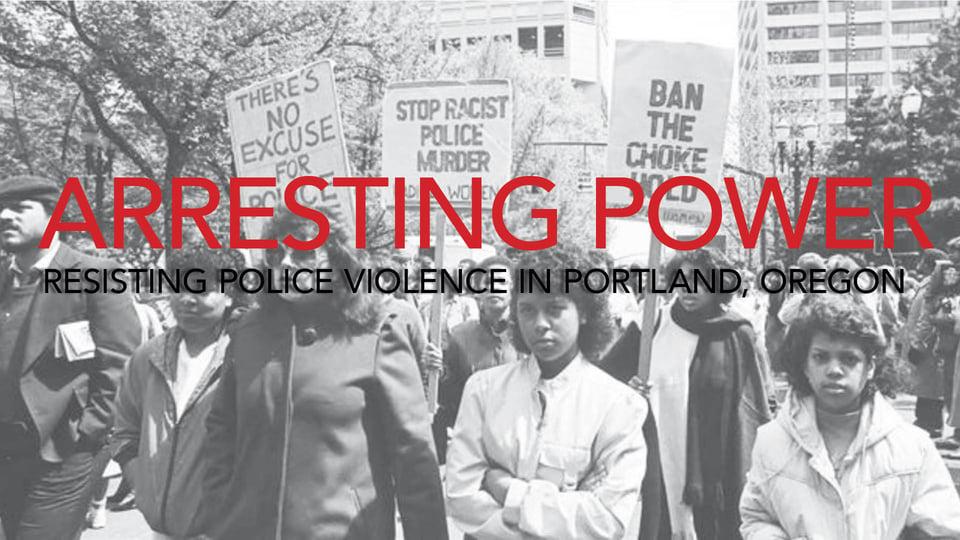 Arresting Power