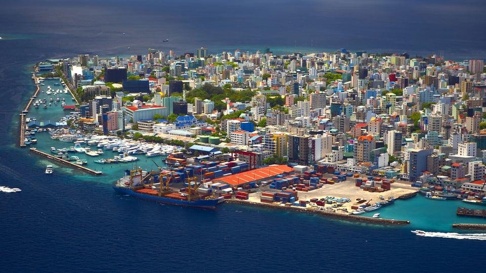 The Maldives—Geologic Paradox