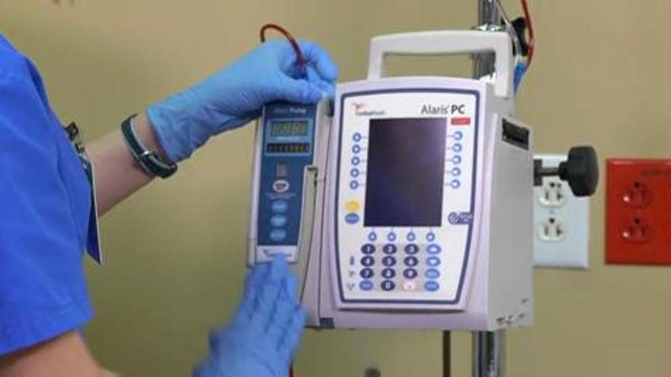 Initiating a Transfusion