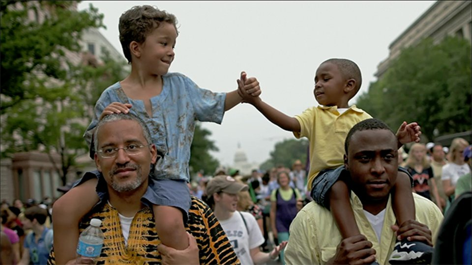 The African Americans - Many Rivers to Cross: It's Nation Time (1968–2013)