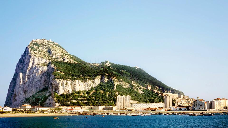 Rock of Gibraltar—Catastrophic Floods
