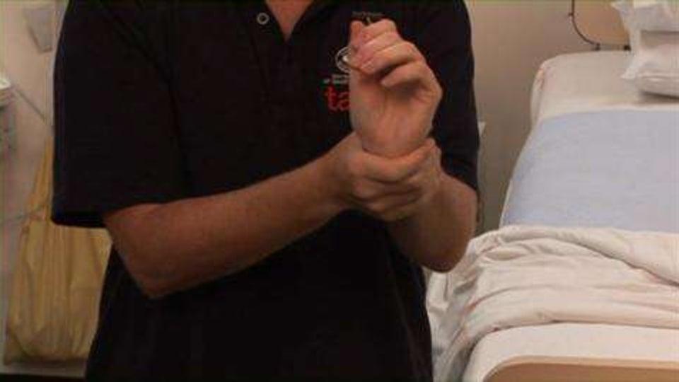 Hand hygiene - using alcohol based hand rub