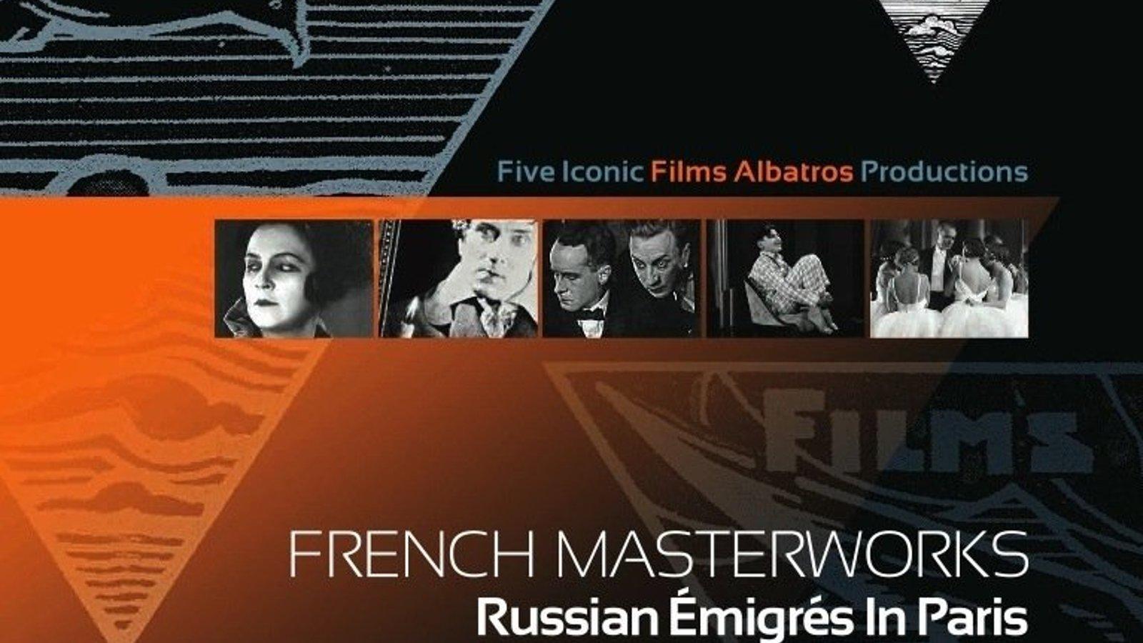 French Masterworks: Russian Émigrés In Paris (1923-1928)