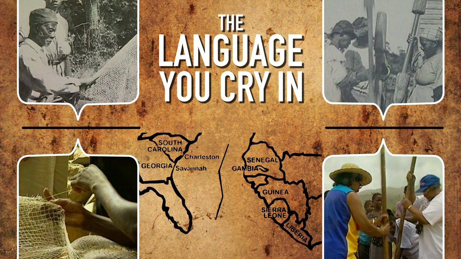 The Language You Cry In