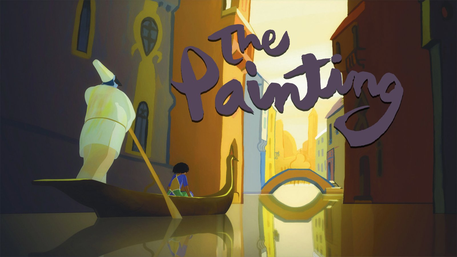 The Painting - Le tableau