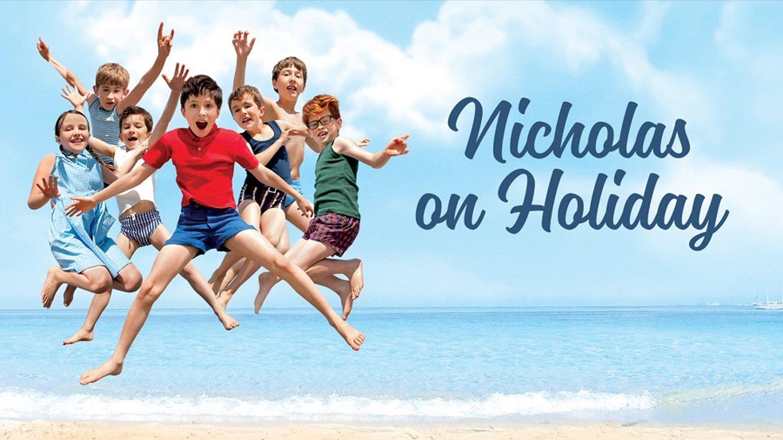 Nicholas on Holiday - Les vacances du petit Nicolas