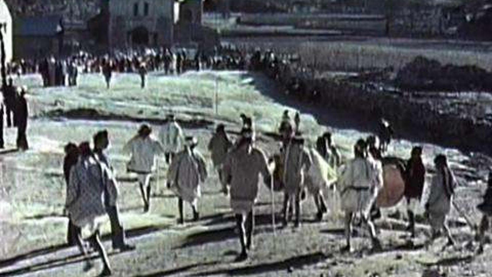 Tarahumara: Festival of The Easter Moon