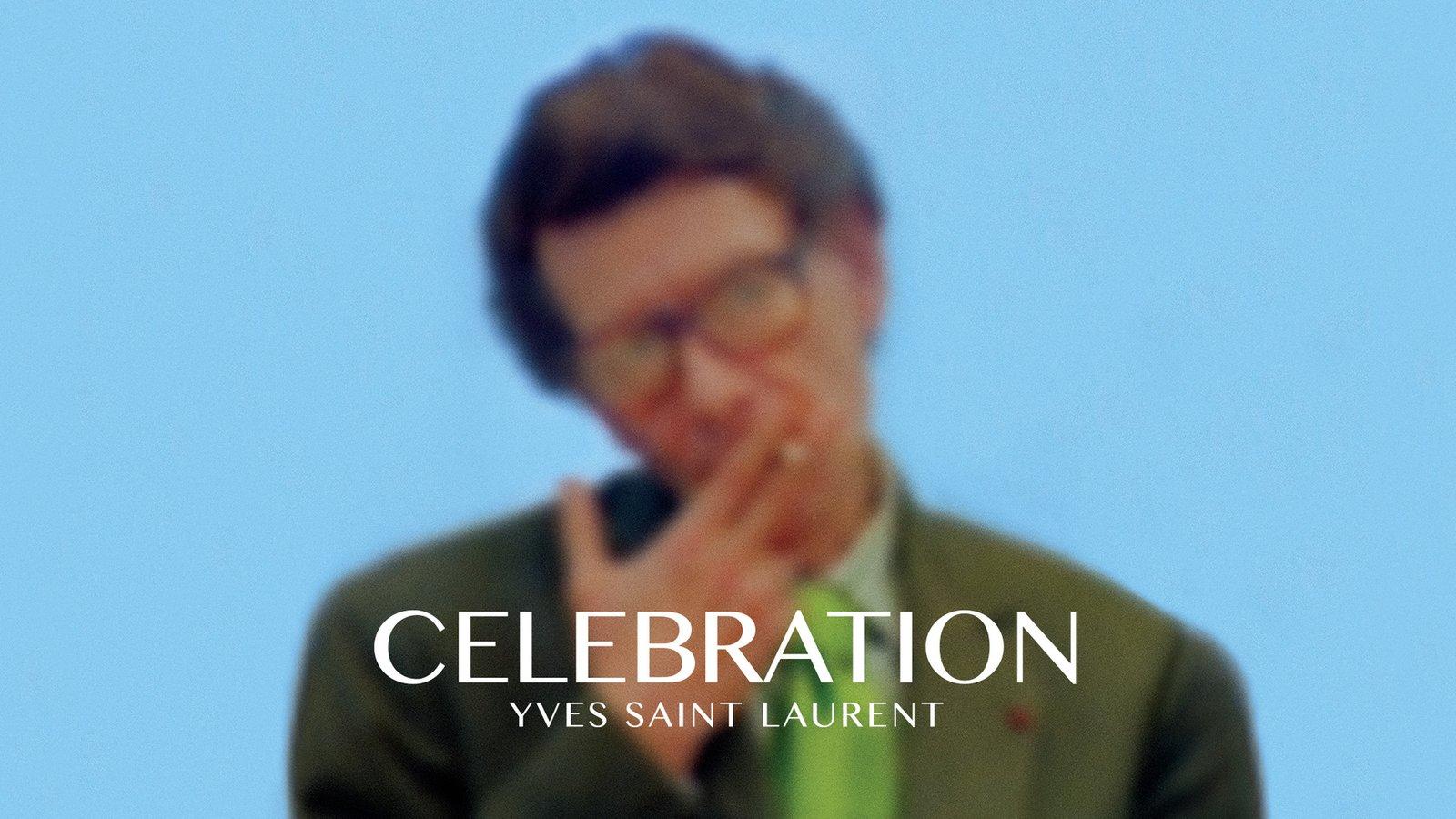 Celebration: Yves Saint Laurent