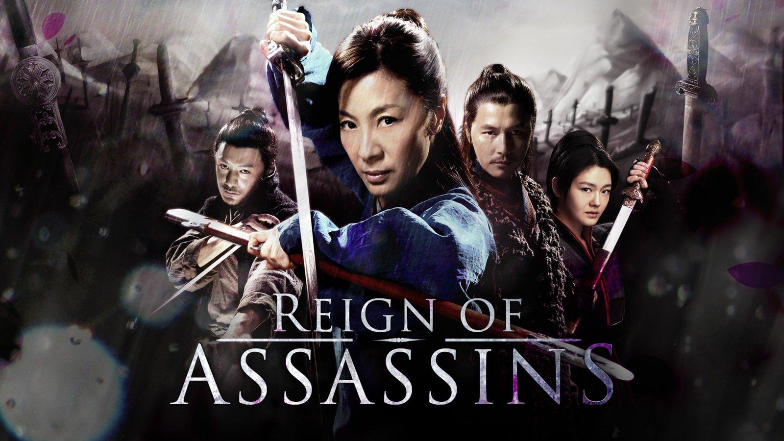 Reign of Assassins - Jian yu