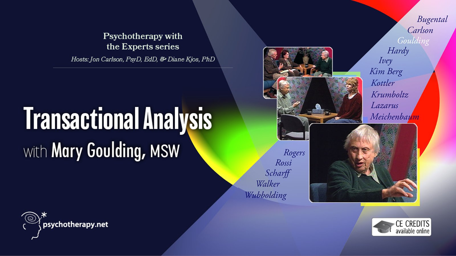 Transactional Analysis - With Mary Goulding