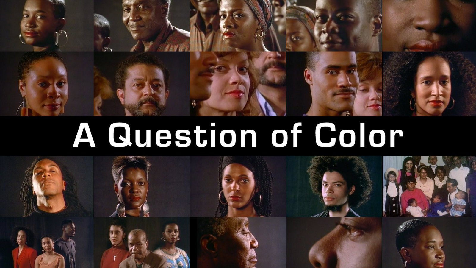"""A Question of Color - The Subconscious World of """"Color Consciousness"""""""
